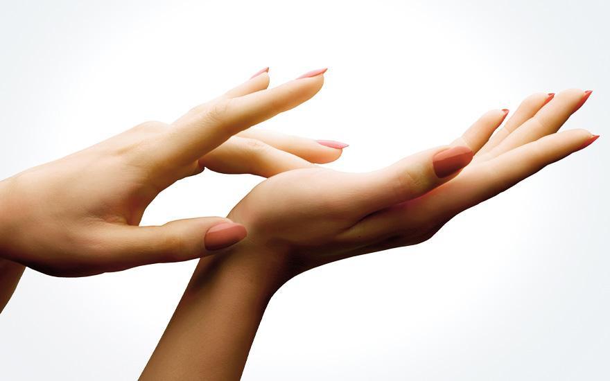 Pielęgnacja dłoni ipaznokci